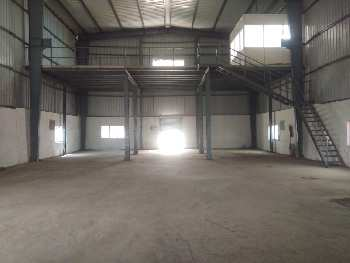 Available Industrial Premise on Rental Basis at Additional Patalganga MIDC
