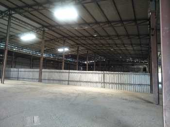 Available Warehouse Premises on Rental Basis at pawane MIDC