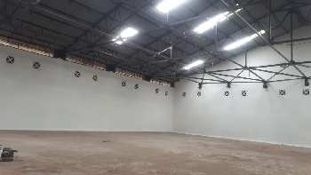 Available Industrial Premises On Rental Basis At Kalamboli, Navi Mumbai