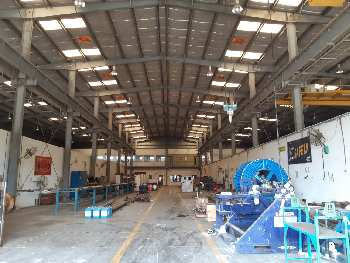 Available Industrial Premises On Rental Basis At  Near by  Taloja, Navi Mumbai