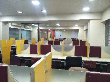 Available Office premises on rental basis at Mahape TTC MIDC