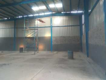 Available Industrial Shed For Rent In Taloja MIDC