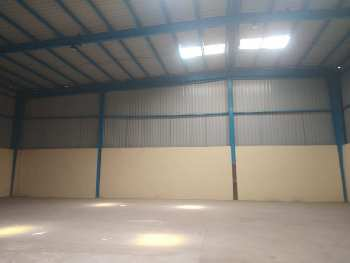 Available Industrial Shedon Rental basis at Near Taloja MIDC