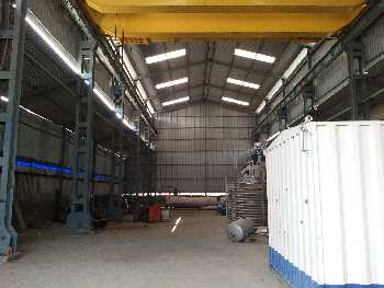 Available Industrial Shed for Outright in Taloja