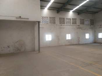 Available Industrial Premises RCC  On Rental Basis At Taloja MIDC