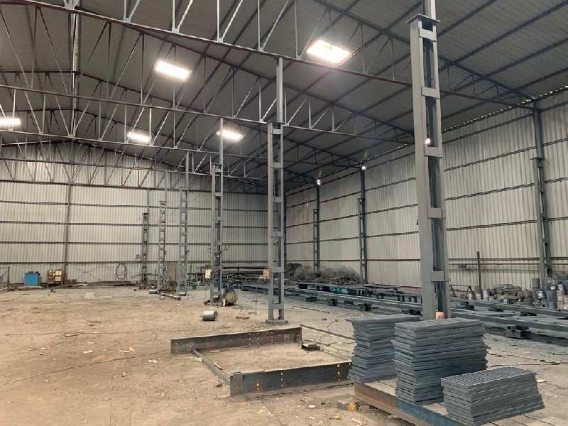16000 Sq.ft. Factory / Industrial Building for Rent in Sector 38, Navi Mumbai