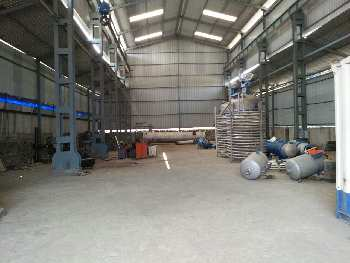 Available Warehouse Premises on Rental Basis at patalganga MIDC