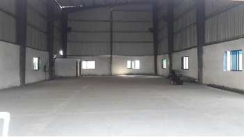 Available Warehouse Premises on Rental Basis at PatalgangaMIDC