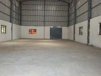 Available Industrial Shed for Rent in Additional Patalganga