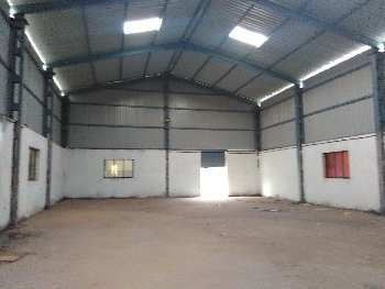 Available Industrial Shed for Rent in Additional Patalganga MIDC