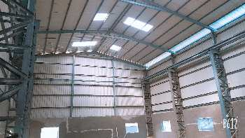 Available Industrial premises on rental basis at Patalganga
