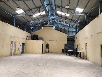 7500 Sq.ft. Factory / Industrial Building for Rent in Kopar Khairane, Navi Mumbai
