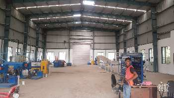 Available Industrial Premises On Rental Basis At Additional Patalganga MIDC
