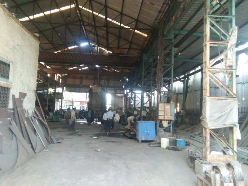 Available Industrial Shed for Outright at Taloja MIDC