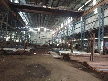 Available Industrial Shed for Outright in Taloja MIDC