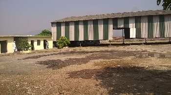 Available Industrial Premises on Rental Basis At Vavanje Village Near Taloja MIDC