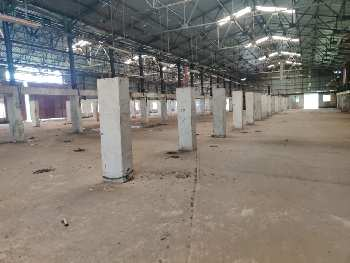 Available Industrial Premises on Rental Basis At Shirishpada Village, Wada