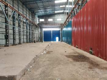 Available Industrial Premises On Rental Basis At Wavanje, nearby Taloja