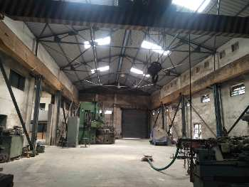 Available Industrial Premises On Rental Basis At Rabale TTC