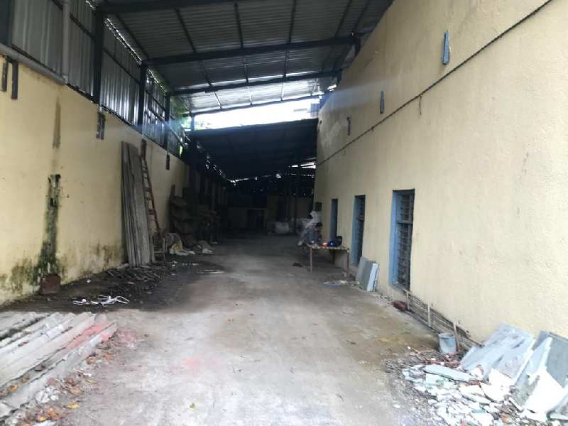 Available Industrial Premises On Rental Basis At Pawane TTC