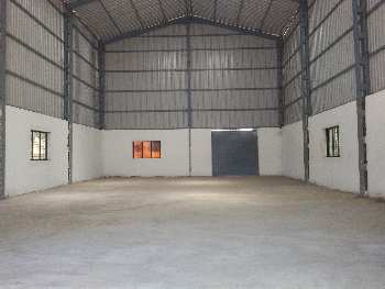 Available Industrial Premises On Rental Basis At Addl. Patalganga MIDC