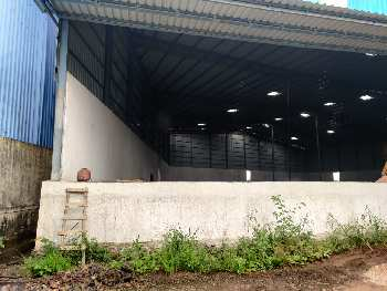 Available Industrial Premises On Rental Basis At Aadivali, Near Toll Naka