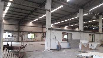 Available Industrial Premises On Rental Basis At Sarsan Village, Khalapur