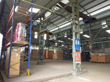 Available Industrial Premises on Rental Basis at Digha TTC MIDC Main road.