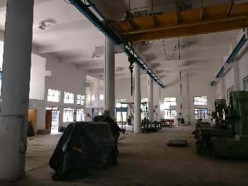 Available Industrial Premises on Rental Basis at Rabale TTC MIDC Main road.