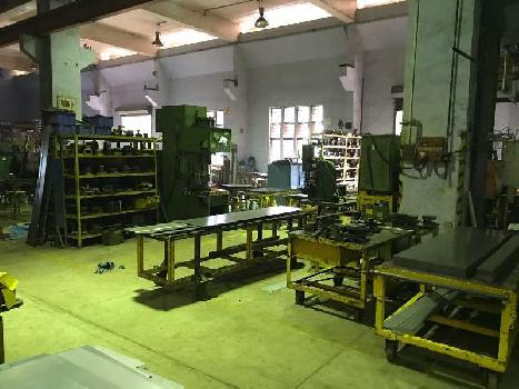 Available Industrial Premises On Outright Basis At Rabale MIDC