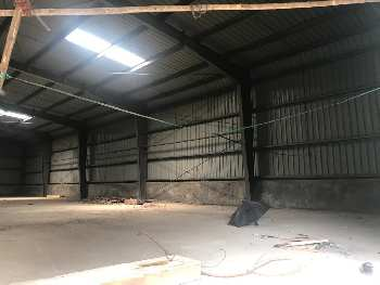 Available Industrial Premises On Rental Basis At khairane MIDC