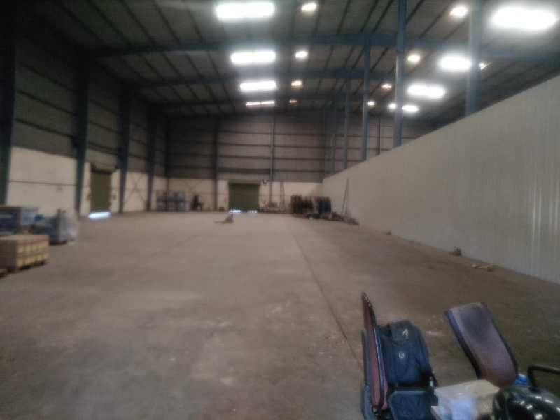 Available Industrial Premises On Rent Basis At Kiravli Village