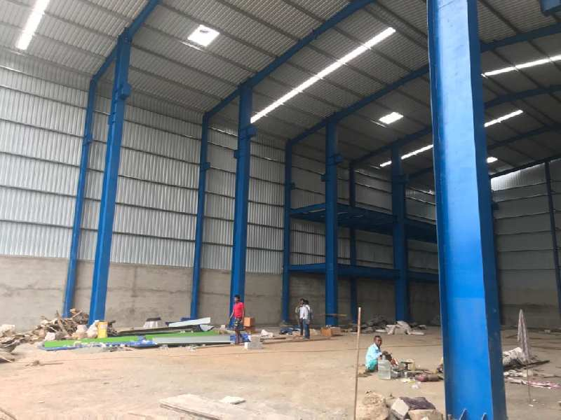 Available Industrial Premises on Rental Basis at Rabale MIDC