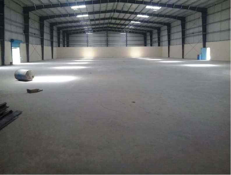 Available Warehouse Premises on Rental Basis at Nearby Palaspa Phata (Panvel) From JNPT 20 km.