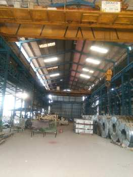Available Industrial Premises on Outright Basis at Taloja MIDC.