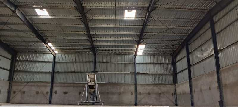 Available Industrial Premises on rental basis at Uran