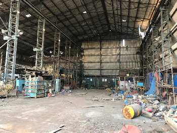 Available Industrial Premises on rental basis at Rabale TTC MIDC