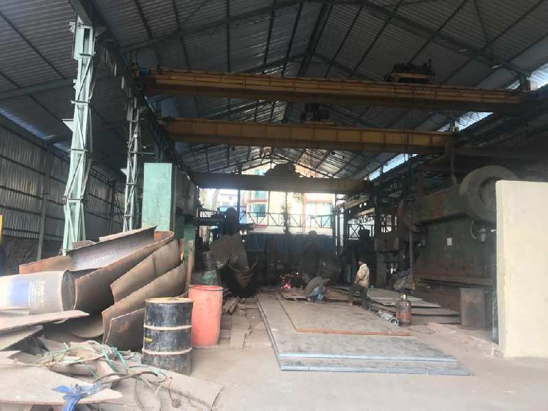 Available Industrial Premises on rental basis at Khairne TTC MIDC