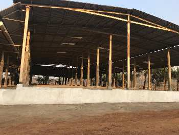Available Industrial Premises on rental basis at Ambernath MIDC