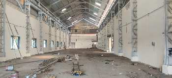 Available Industrial Premises on rental basis at Near Palaspa Phata