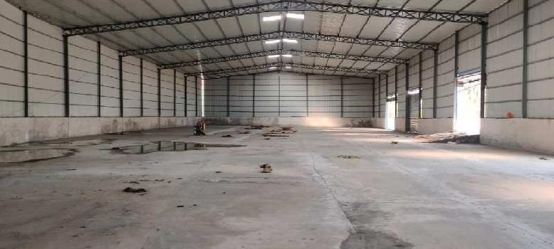 Available Industrial Premises on rental basis at Near Taloja MIDC