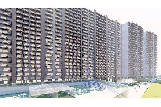 3 BHK with Most Innovative Design at Pre-launch  Rate