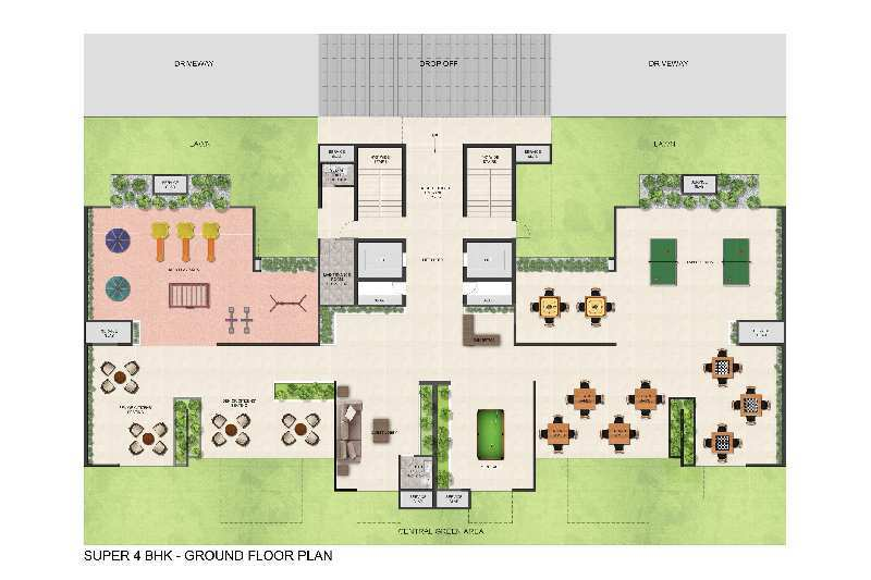 Super 4 BHK with Ultimate Space Utilization at Pre- Launch Rate