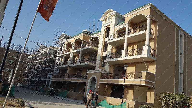 2 BHK Ready to move in Flat available in Omaxe Royal Residency