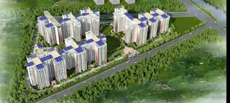 3BHK in pollution free enviroment