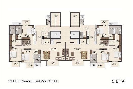 Umbera Homes 3BHK with Luxury Lifestyle