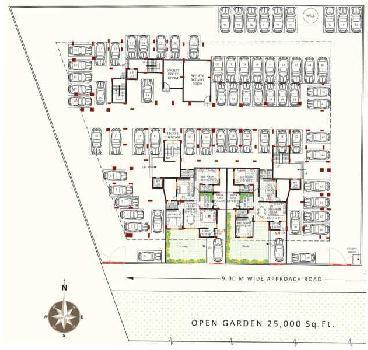 3 BHK Flat For Sale In Jaitala, Nagpur