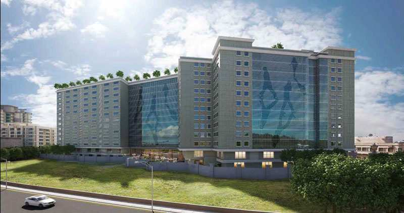 2016 Sq. Feet Office Space for Rent in Mumbai North