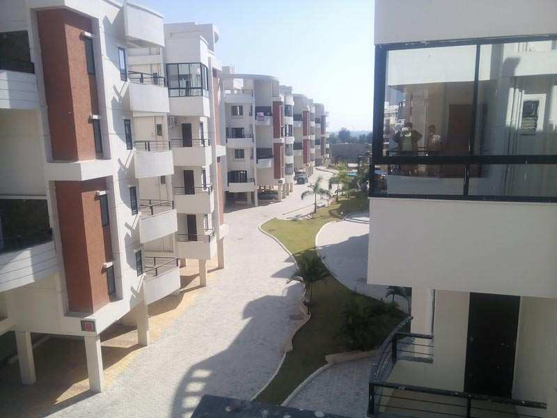 3 BHK Flats & Apartments for Rent in Ajwa Road, Vadodara