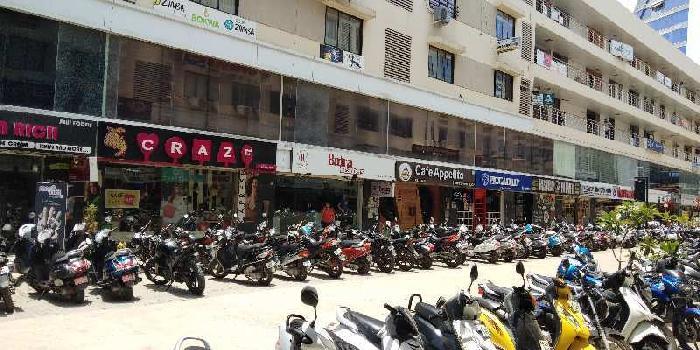 1860 Sq.ft. Showrooms for Sale in Wadi, Vadodara